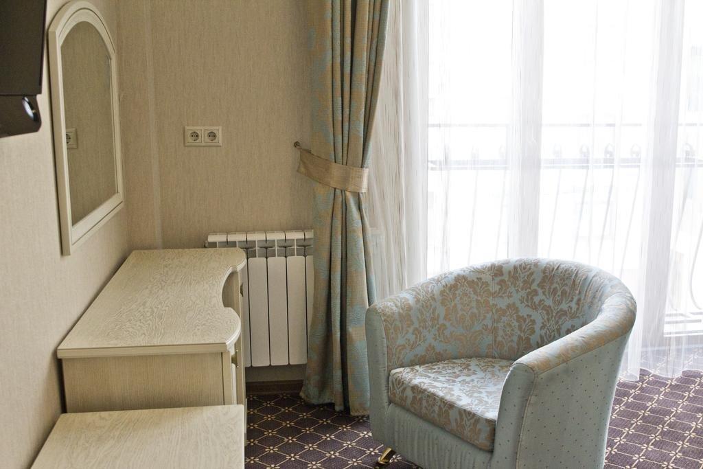 Отель Европа Улучшенные номера