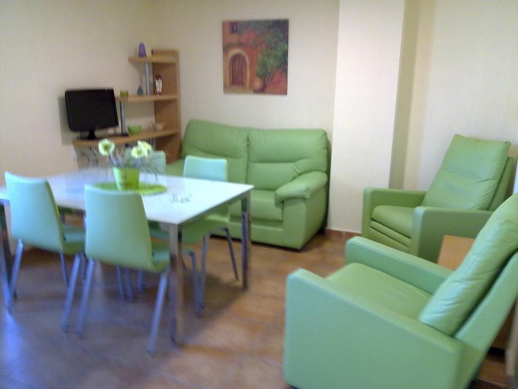 Residencial Alcoy Апартаменты