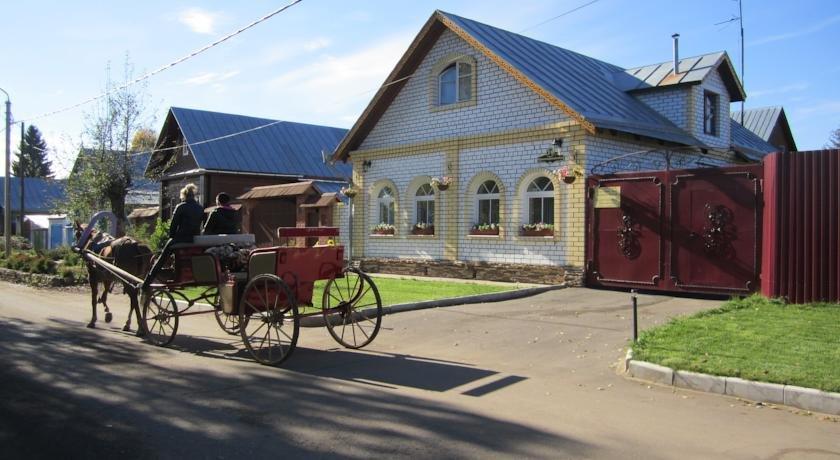 Алексеевский Дом, Суздаль