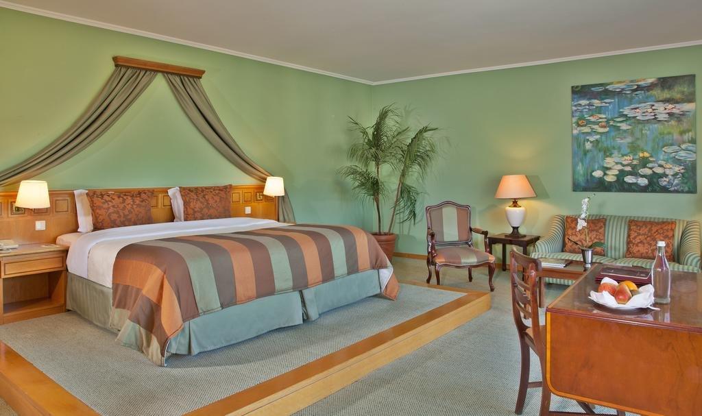 Hotel Dos Templarios Улучшенные номера
