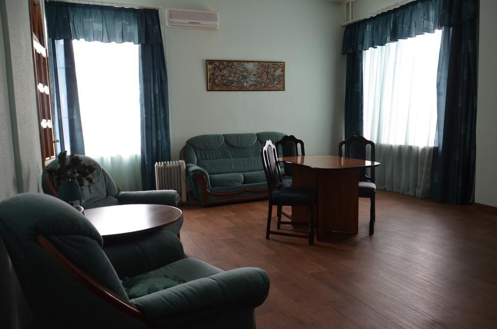 Гостиница Волга Люксы