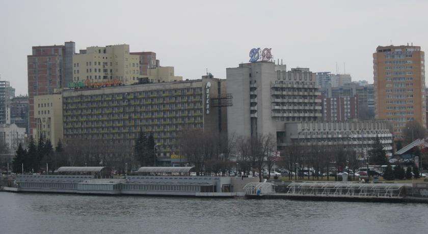 Dnepropetrovsk Hotel, Днепропетровск