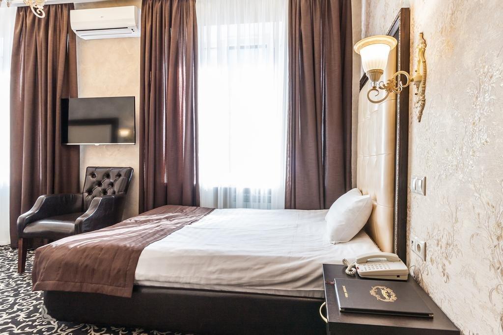 Отель Bellagio Стандартные номера
