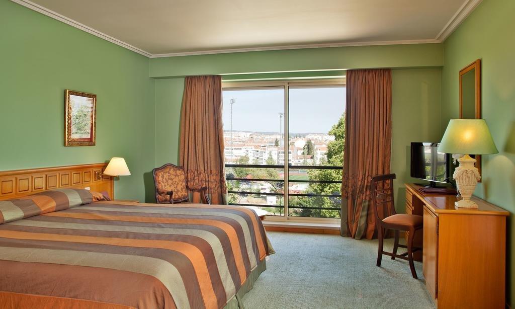 Hotel Dos Templarios Стандартные номера