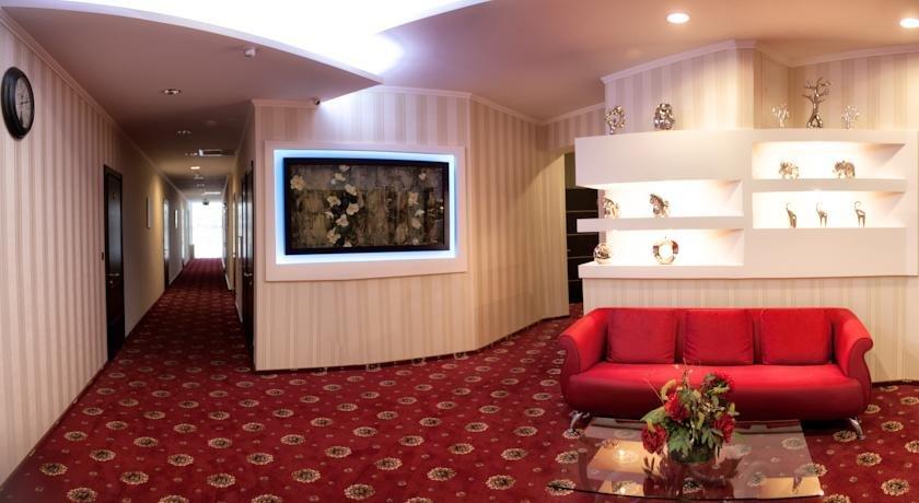 Парк Отель, Днепропетровск