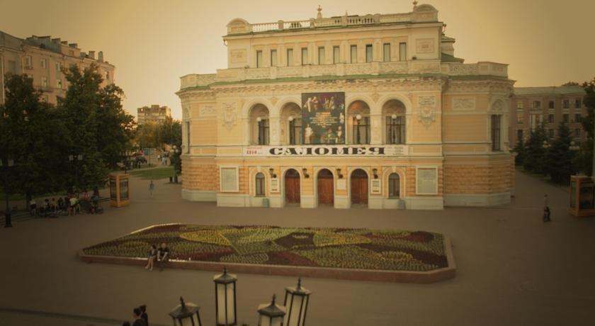 Видовые Aпартаменты, Нижний Новгород