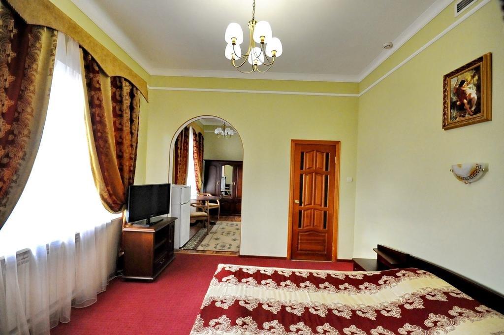 Отель Поместье Улучшенные номера