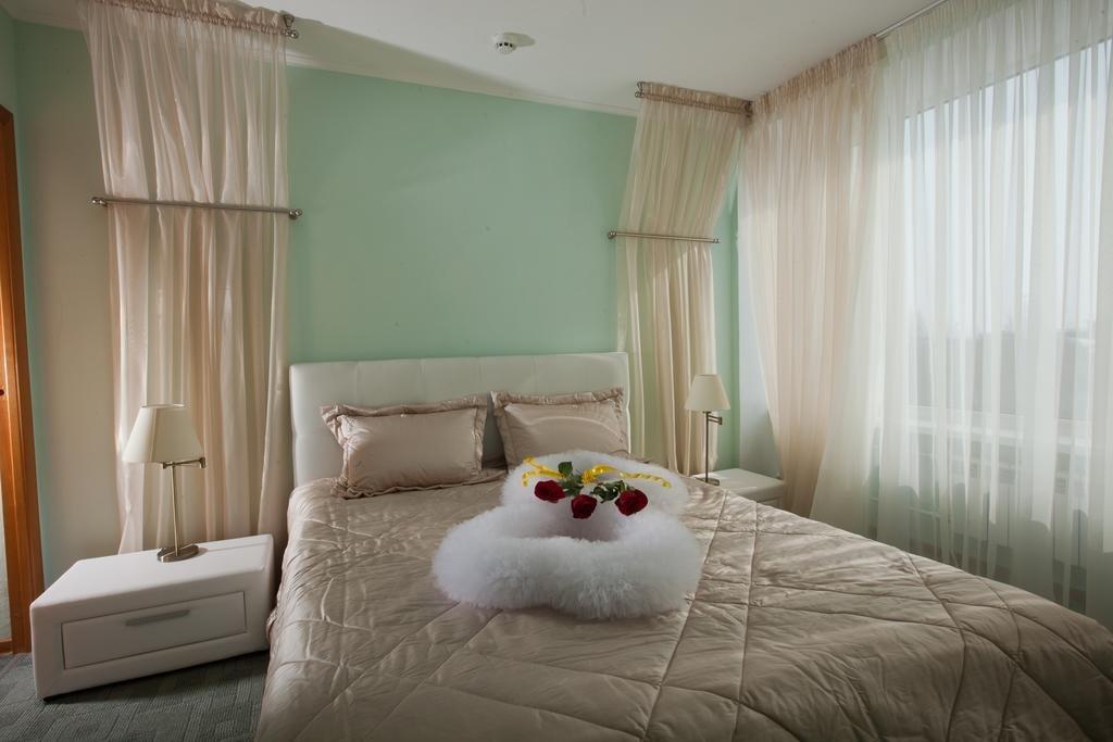 Гостиница Олимпия Люксы