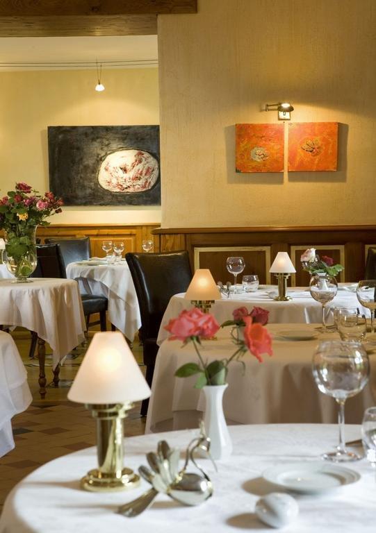 La Roseraie Hôtel Restaurant, Монтиньяк