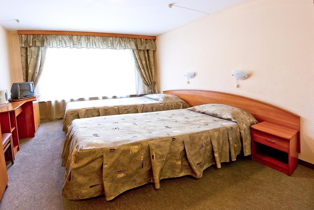 Гостиница Байкал Стандартные номера