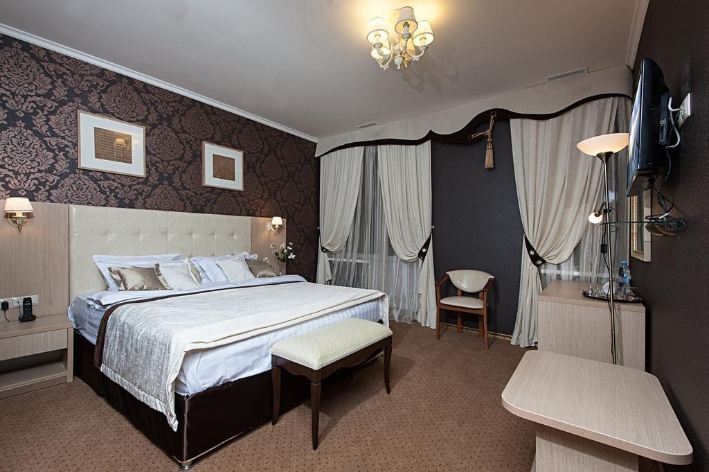 Отель Моцарт Стандартные номера