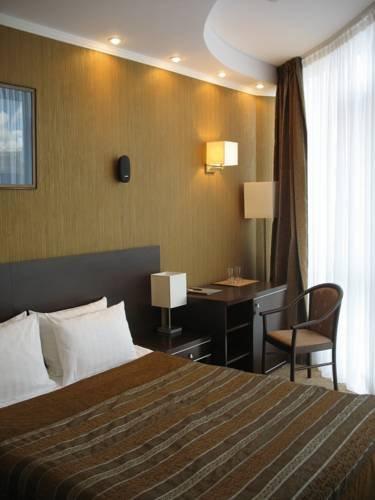 Сити-отель Богемия, Саратов