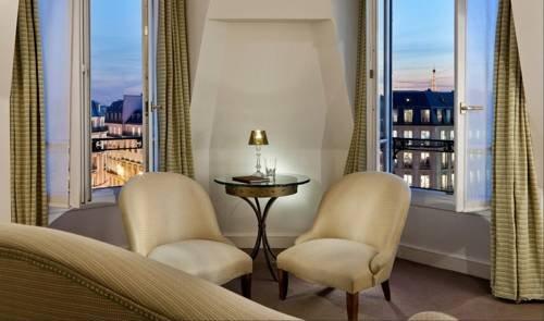 Отель concorde opéra paris 4