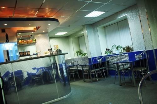 Гостиница Лососинская, Петрозаводск