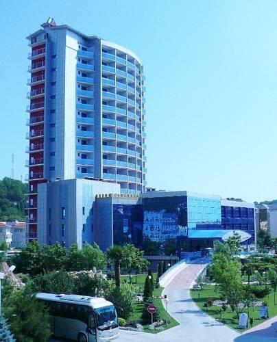 Курортный комплекс Гамма