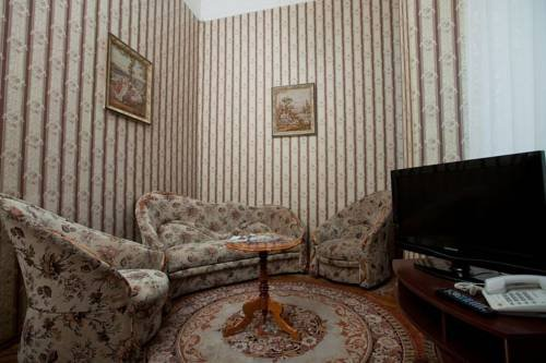 Гостиница Волга, Саратов