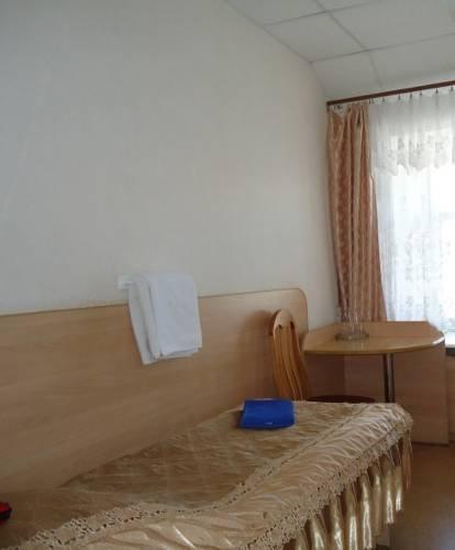 Гостиница Колос, Самара