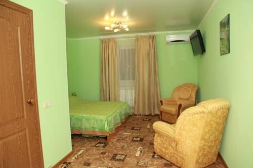 Гостиница Визит, Омск
