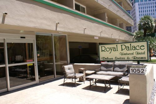 Royal Palace Westwood Hotel, Лос-Анджелес