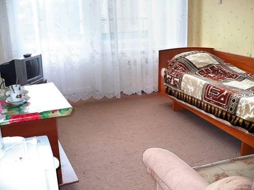 Pansionat Karagayskiy Bor, Карагайский