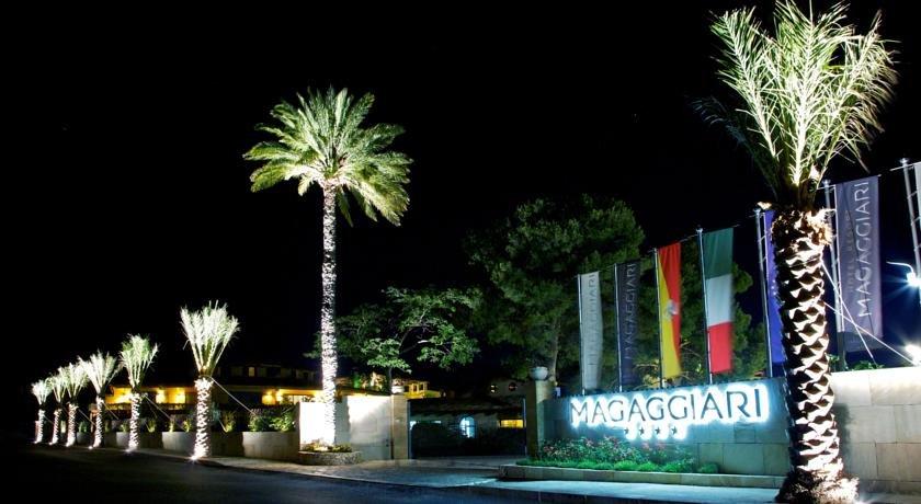 Magaggiari Hotel Resort, Чинизи