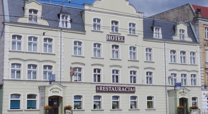 Hotel Sowa, Конты-Рыбацке