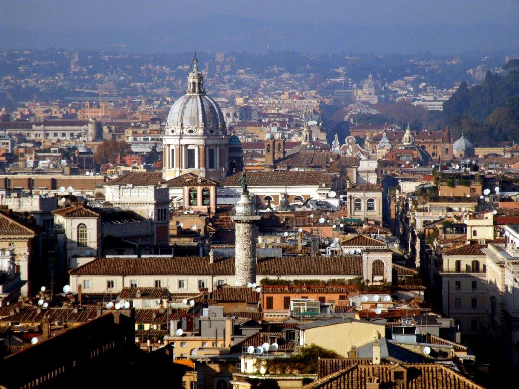 Domus Ciancaleoni - Colosseum Apartments Hotell