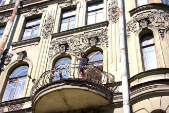 Отель Старый Петербург
