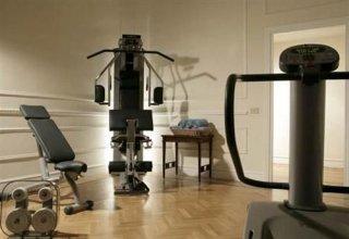 Hotel Quirinale 4*. Оздоровление и фитнес