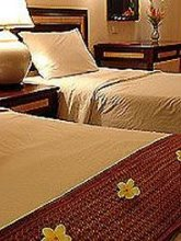 Отель Natural Park Resort 3*. Номер