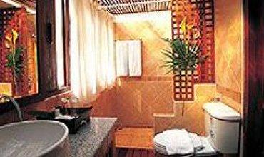 Отель Natural Park Resort 3*. Ванна