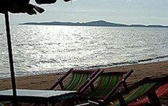 Отель Natural Park Resort 3*. Пляж