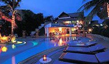 Отель Natural Park Resort 3*. Бассейн