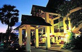 Отель Natural Park Resort 3*. Экстерьер