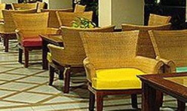 Отель Natural Park Resort 3*. Интерьер