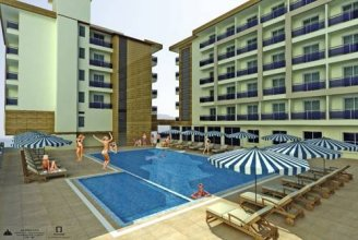 Eftalia Aytur Hotel 3*.  #14