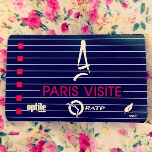 В Париже продается билет,