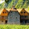 Отель Shpella Guesthouse Theth в Феф