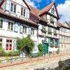 Отель Regiohotel Quedlinburger Hof в Кведлинбурге
