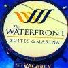 Отель The Waterfront Suites and Marina в Нанайме