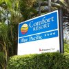 Отель Comfort Resort Blue Pacific в Блэкс-Биче