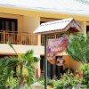 Отель Pirogue Lodge на Острове Праслине