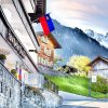 Отель Oberland в Тризенберге