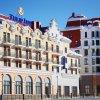 Гостиница Tulip Inn Roza Khutor Hotel в Красной Поляне