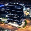 Отель Radisson Blu Plaza Hotel Ljubljana в Любляне