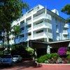 Отель President в Линьяно-Саббьядоро