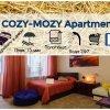 Гостиница Cozy Mozy Apartment, фото 16