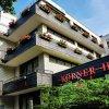 Отель AKZENT Hotel Koerner Hof в Дортмунде