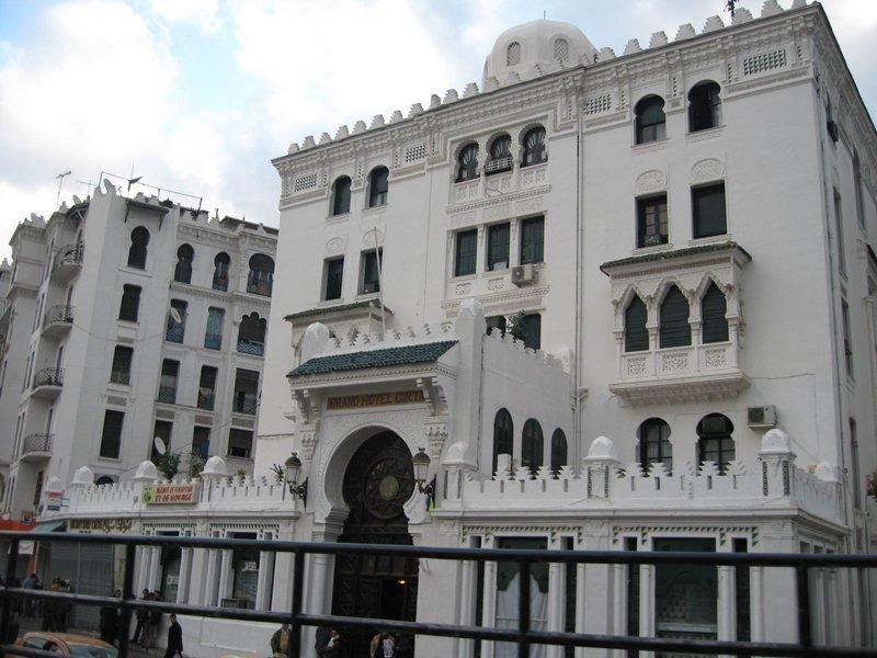 Отель Cirta в Константиной