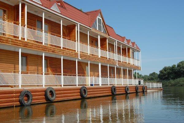 рыболовный отель